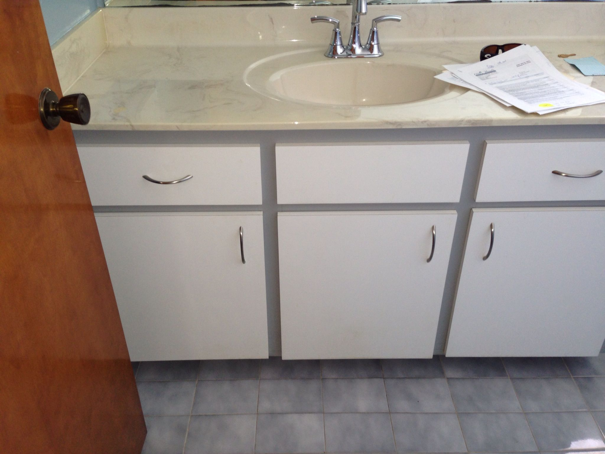 Bathroom Remodel Naples Fl naples park bathroom remodel - olde florida contracting, inc.