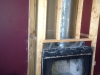 Cape Coral Kitchen Remodel  Fireplace