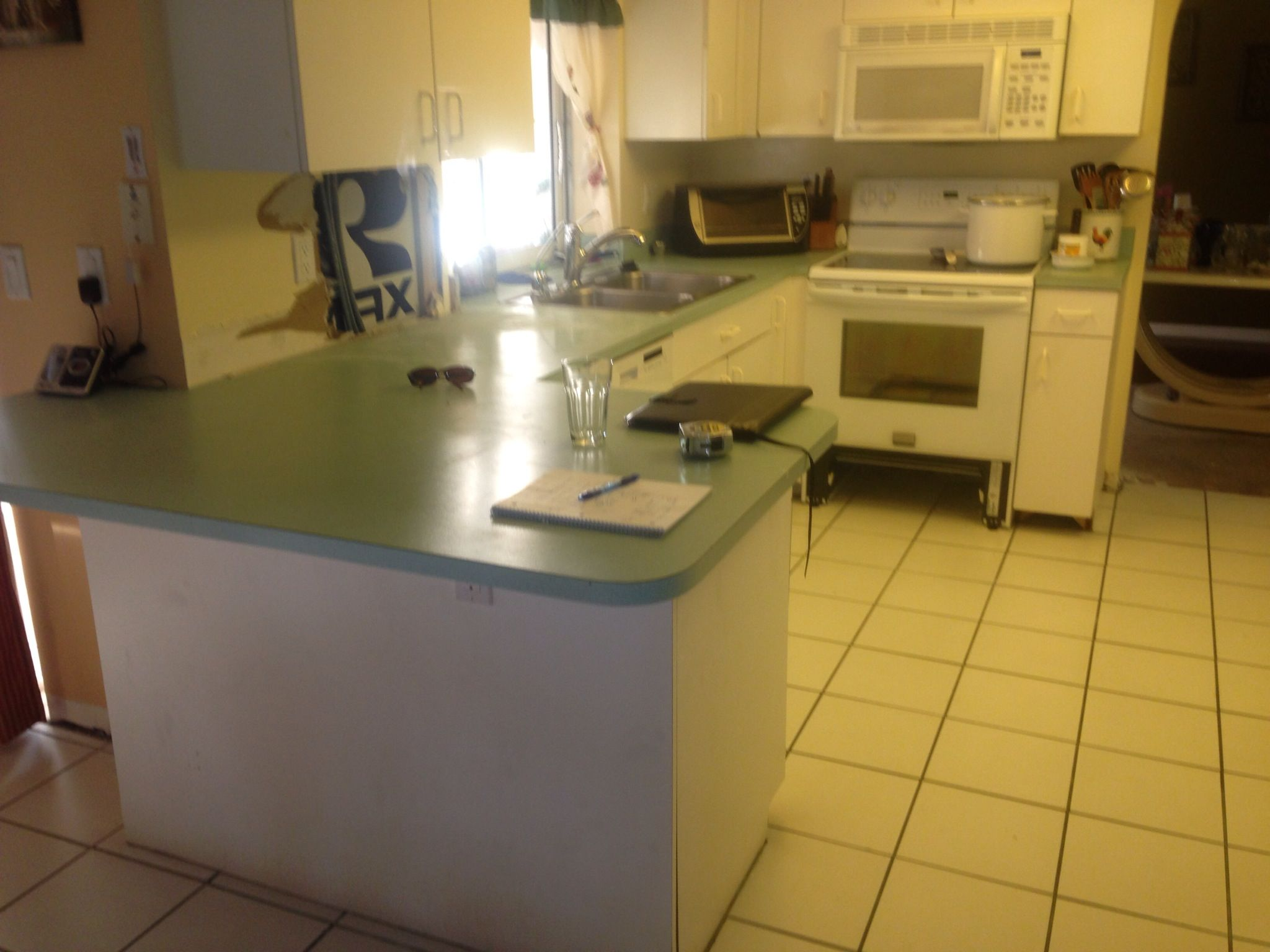 Cape Coral Kitchen Enlargement  Olde Florida Contracting, Inc