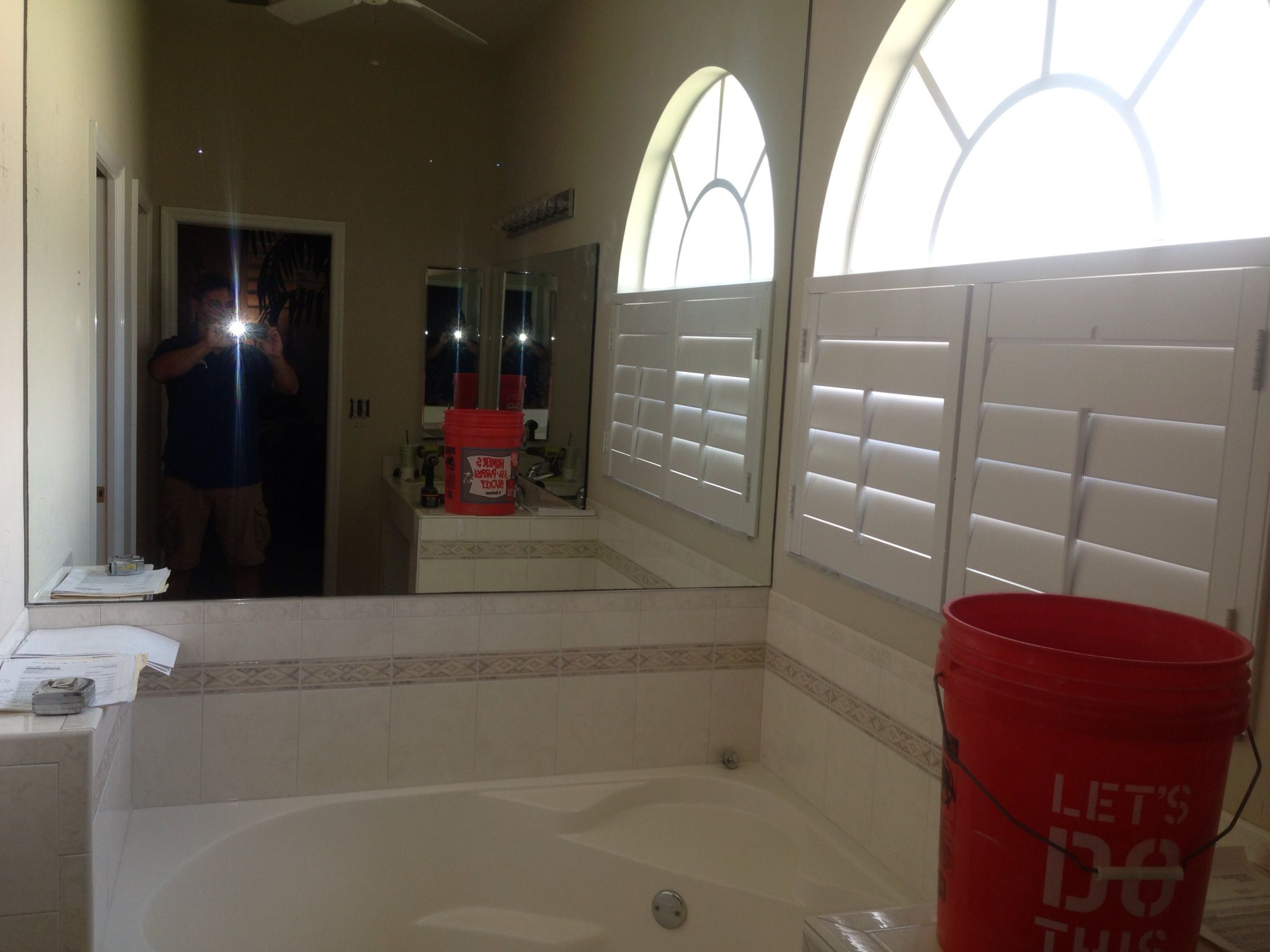 Bathroom Remodeling Naples Fl cedar hammock bathroom remodel - olde florida contracting, inc.
